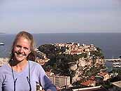 Overlook of Monaco